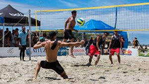 NZ Pro Beach Volleyball Tour - Mount Maunganui 2016.
